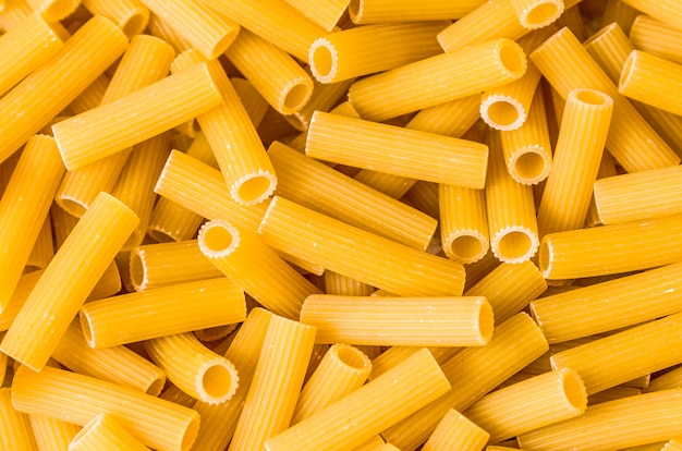 Piękne tło włoskiego makaronu do różnych zastosowań.