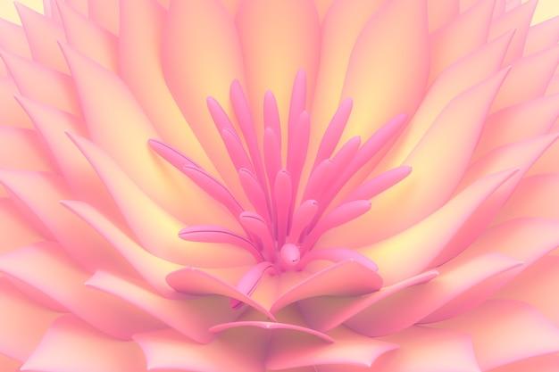 Piękne tło z kwiatami.