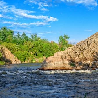 Piękno przyrody w migiya na ukrainie