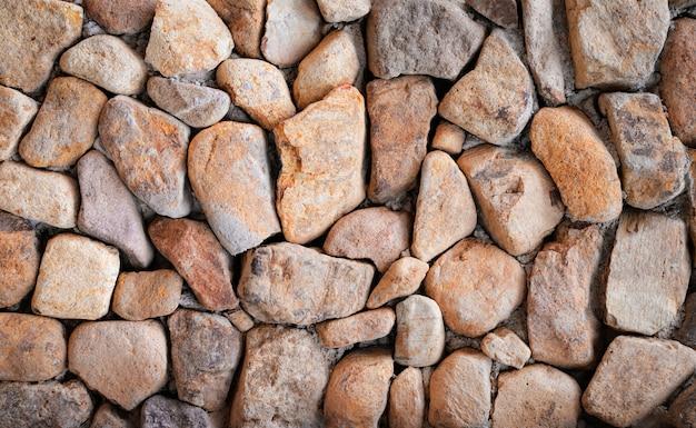 Piękny bezszwowy kamiennej ściany tekstury tło