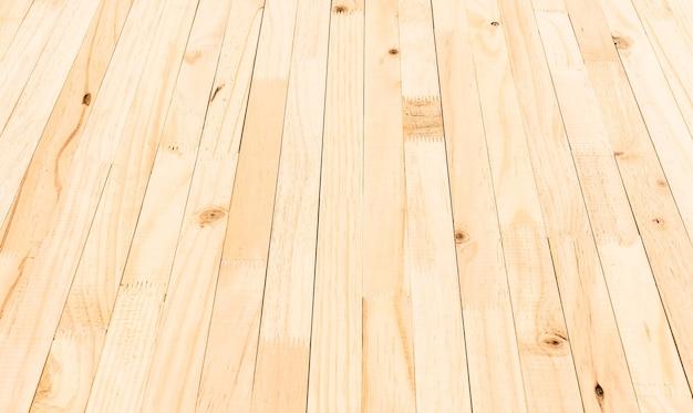 Piękny drewniany blat tekstura tło. perspektywiczny wzór linii.