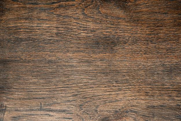 Piękny drewniany brown koloru stołu tekstury tło