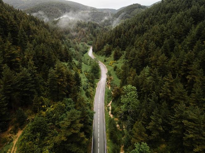 piękny górski krajobraz
