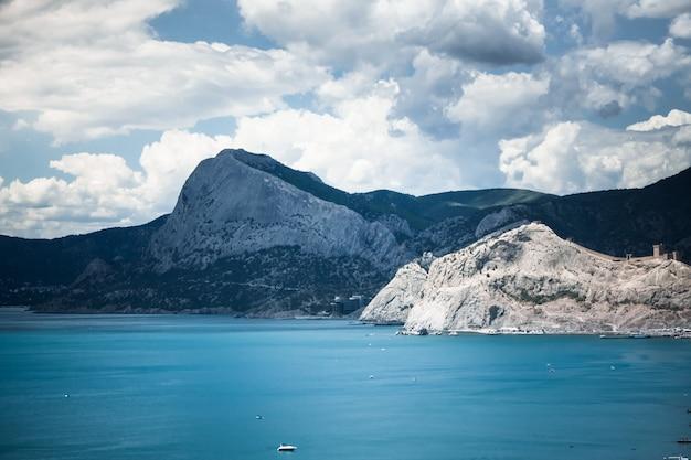 Piękny krajobraz, dzika przyroda