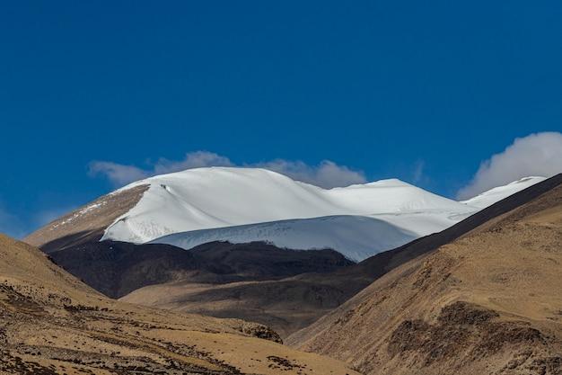 Piękny krajobraz w północnej części indii