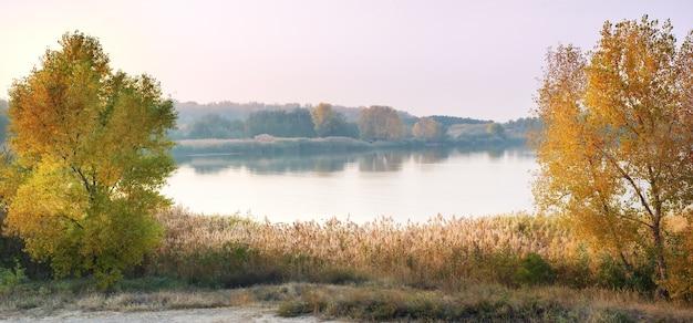Piękny krajobraz.