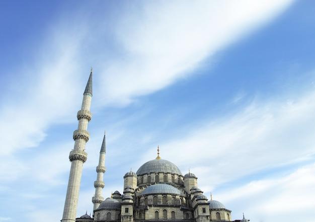 Piękny meczet