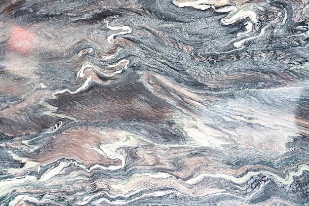 Piękny naturalny abstrakcjonistyczny biel perły marmuru tło