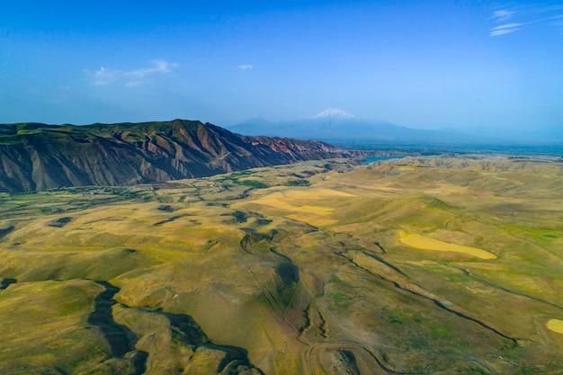 Piękny naturalny krajobraz