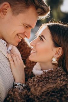 Piękny portret pary