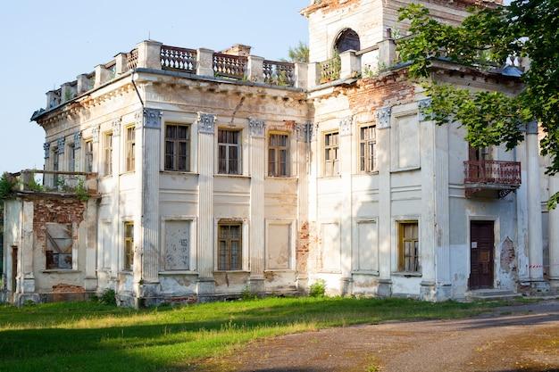 Piękny, stary dom, posiadłość
