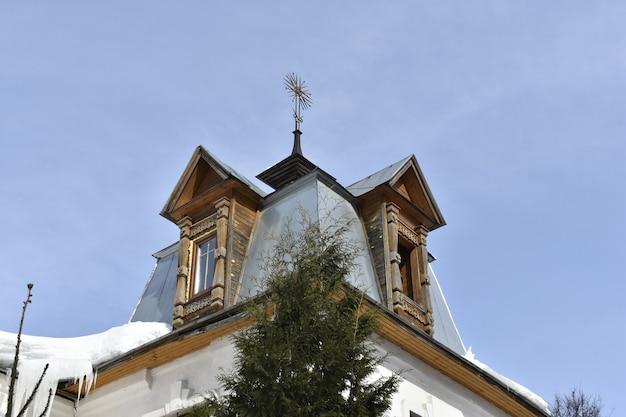 Piękny stary kościół katolicki
