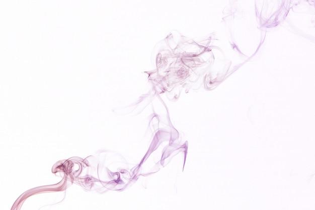 Piękny streszczenie tło dymu