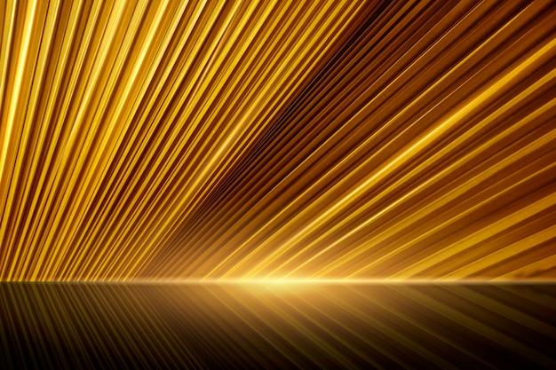 Piękny złoty brokat blask tło