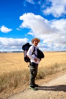 Pielgrzymi, droga św. jakuba - hiszpania