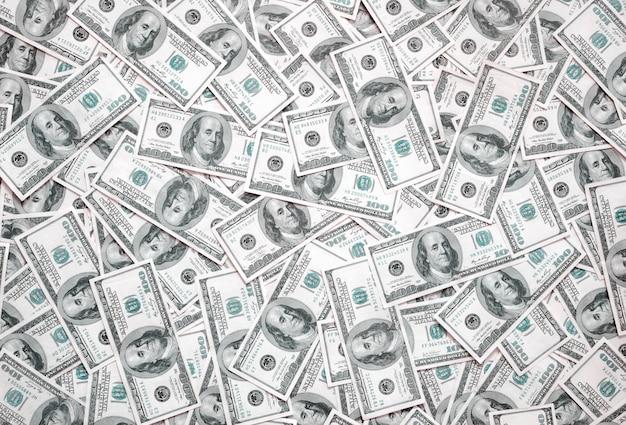 Pieniądze w tle