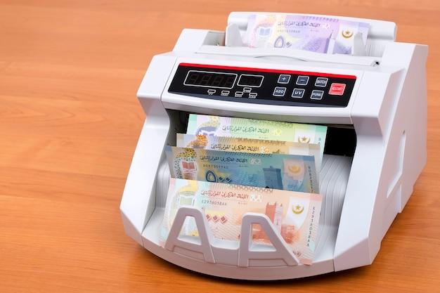 Pieniądze z mauretanii w liczarce