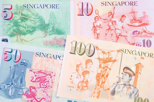 Pieniądze z singapuru