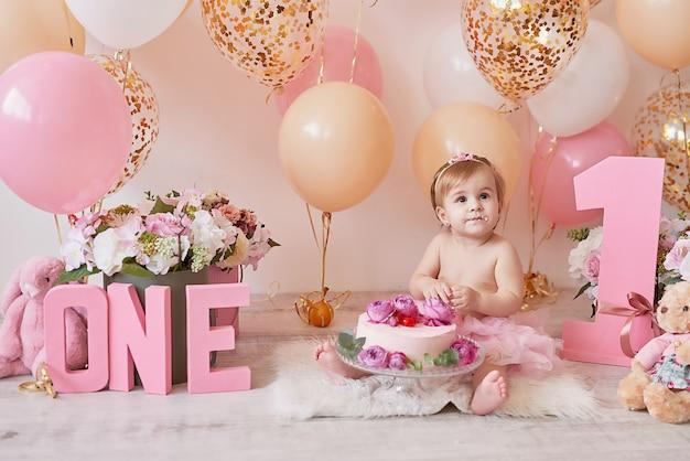 Pierwsze urodziny kochanie