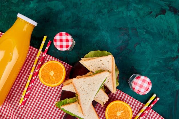 Piknik, letni odpoczynek,
