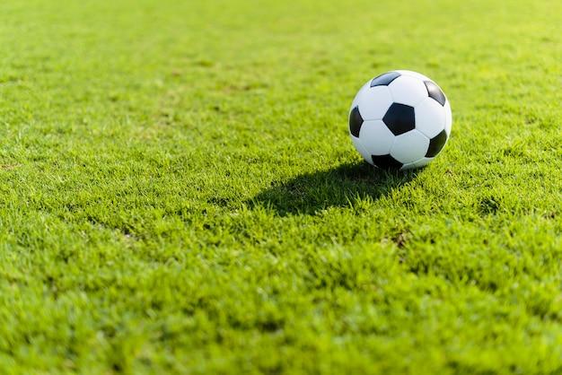Piłka na boisko do piłki nożnej