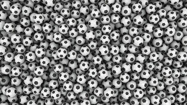 Piłka nożna piłka tło