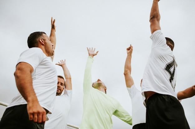 Piłkarze i koncepcja ducha zespołu
