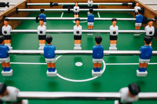 Piłkarzyki do piłkarzyków