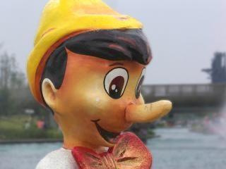 Pinokio, vintage
