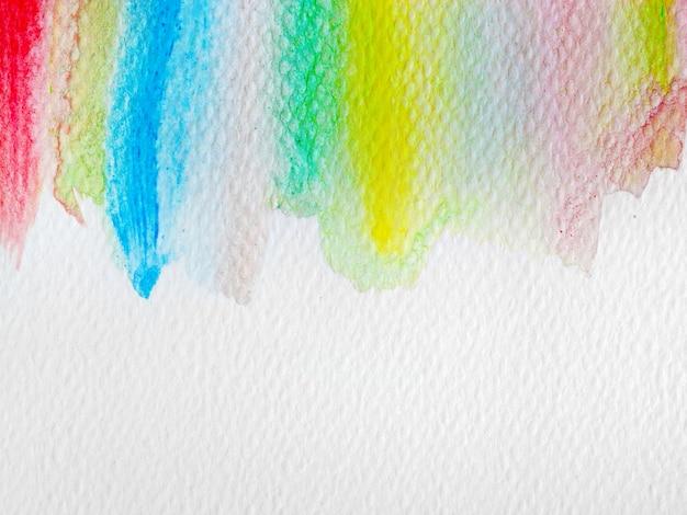 Pionowe kolorowe paski