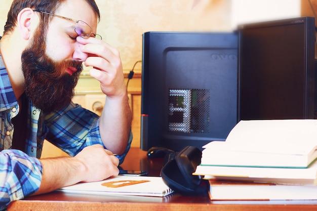 Pióro komputerowe do pracy męskiej