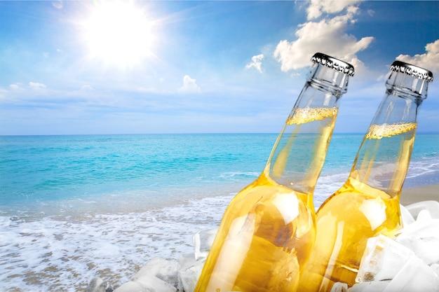 Piwo na lodzie