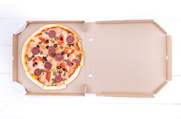 Pizza w pudełku