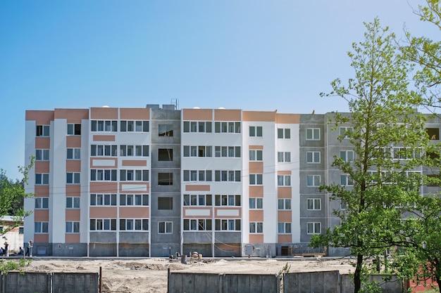 Plac budowy do budowy