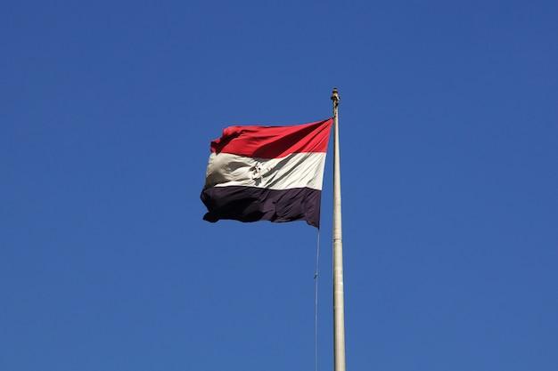 Plac tahrir w kairze, egipt