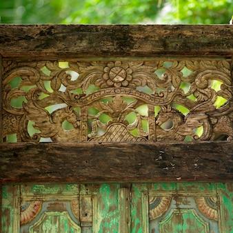 Placencia, brama dekoracyjna