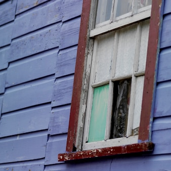 Placencia, okno