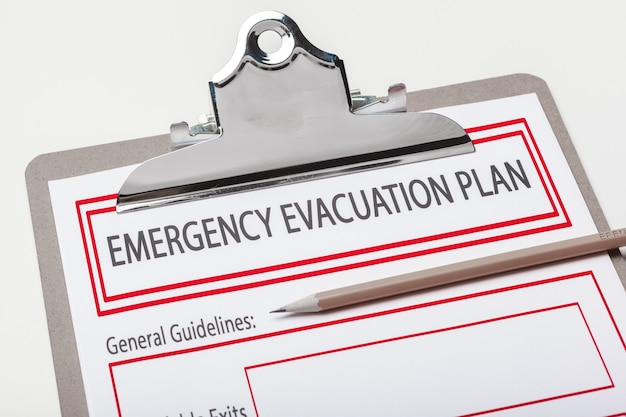 Plan ewakuacji awaryjnej