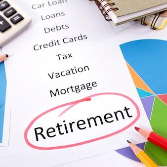 Planowanie emerytury