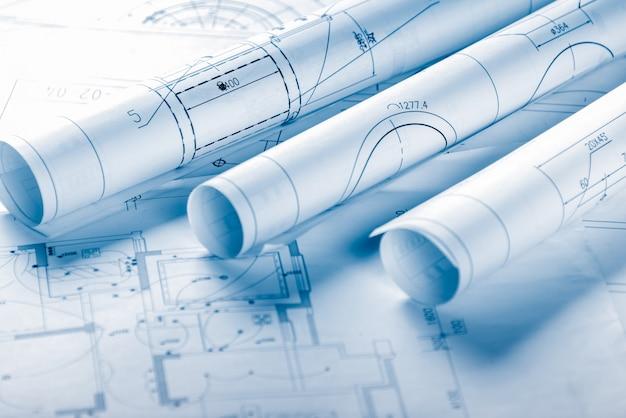 Plany architektoniczne