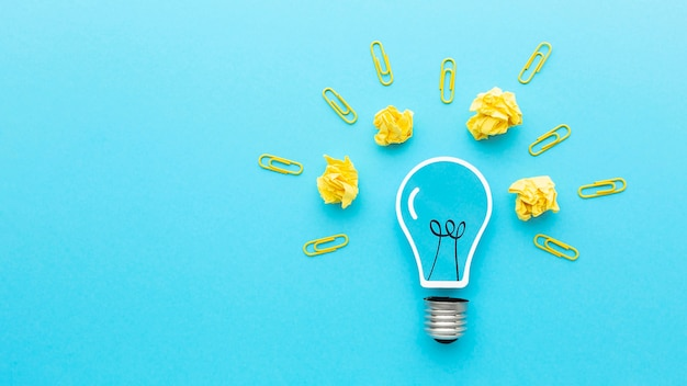 Płaska kompozycja z elementami innowacji