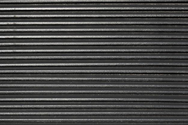 Płaska płaska powierzchnia metalowa dla niewidomych