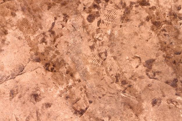 Płaska, twarda kompozycja powierzchni