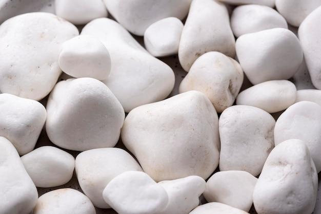 Płaska ułożona naturalna tekstura skały