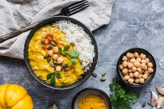 Płaski układ żywności w pakistanie