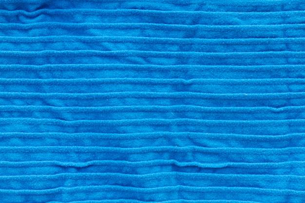Płaskie ułożenie tekstyliów
