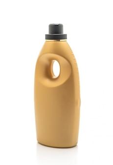 Plastikowe butelki detergentu
