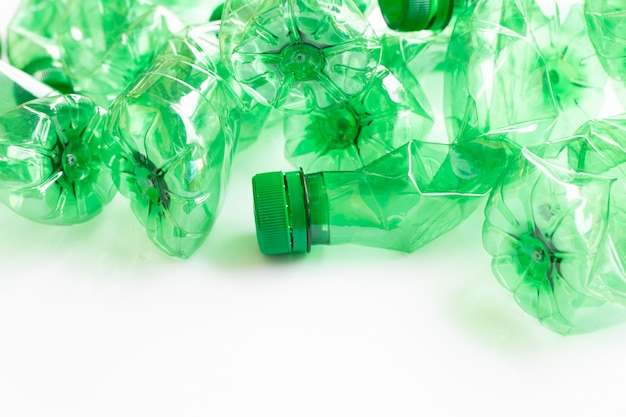 Plastikowe butelki