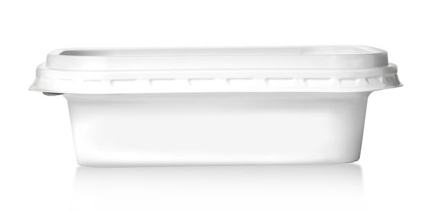 Plastikowe pudełko na żywność