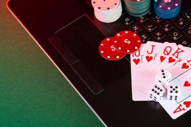 Platforma gier online, kasyno i biznes hazardowy